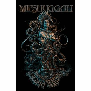 Meshuggah Textile Poster: Violent Sleep Of Reason