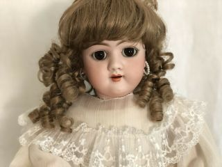"24 "" Heinrich Handwerck Antique German Doll 109"