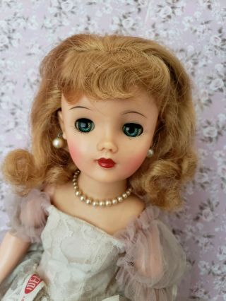 """18 """" Miss Revlon Doll In A Tagged Dress Such A Beauty"""