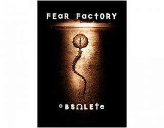 Fear Factory Textile Poster Fabric Flag Obsolete