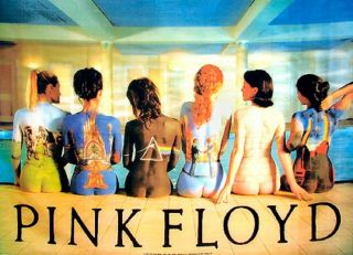 Pink Floyd Textile Poster Fabric Flag