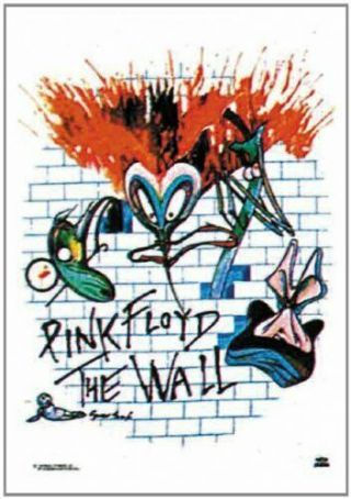 Pink Floyd Textile Poster Fabric Flag The Wall