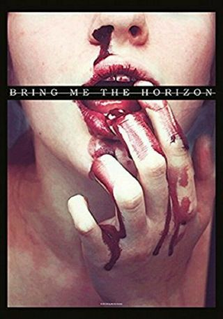 Bring Me The Horizon Textile Poster Fabric Flag Bloodlust