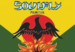 Soulfly Textile Poster Fabric Flag Primitive