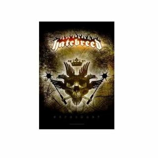 Hatebreed Textile Poster Fabric Flag
