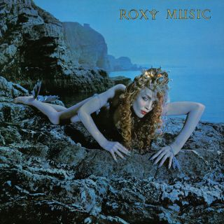 "Roxy Music.  "" Siren "".  Retro Album Cover Poster Various Sizes"