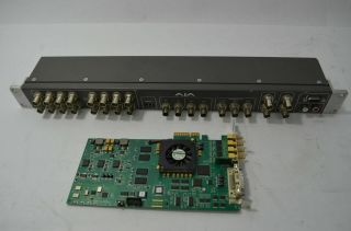 aja Kona 3 Pcie Card With Breakout Box No Cables