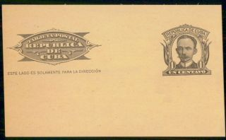Mayfairstamps Habana 1 Cent Continental Textile Postal Stationery Card Wwg6
