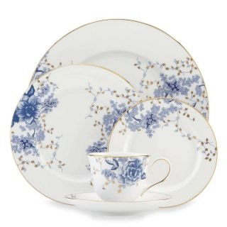 Lenox Garden Grove 40pc China Set,  Service For 8