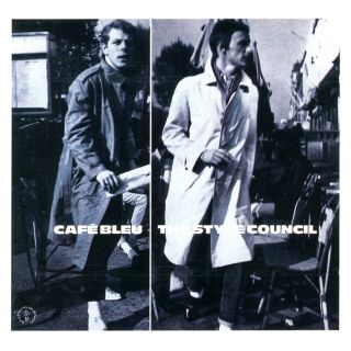 "Style Council.  "" Cafe Bleu "".  Retro Album Cover Poster Various Sizes"