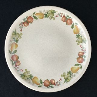 Set Of 4 Wedgwood Quince Fruit 10 1/2