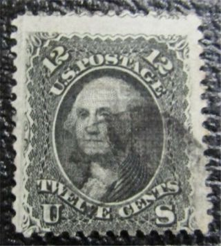 Nystamps Us Stamp 85e $2500 Grill