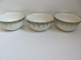 Better Homes & Gardens - Simply Fluted Dillweed - Set Of 3 Soup/cereal Bowls