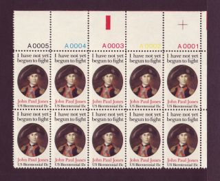 1789 Complete Matched Set.  All (8) Plate Numbers & Positions.  F - Vf Nh.  Dcv $28
