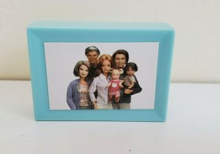 Barbie Happy Family Smart House Picture Frame Photo Replacement Accessory Part