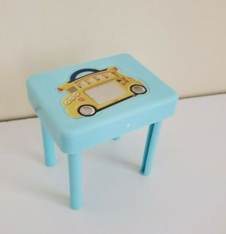 Barbie Happy Family Smart House Toddler Kid Table Replacement Part Furniture