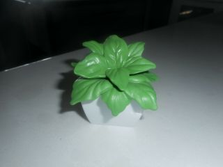 Barbie Size Dollhouse Potted Plant Accessory