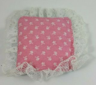 Barbie Furniture Linens Pillows Blankets Sheets Towels Choose