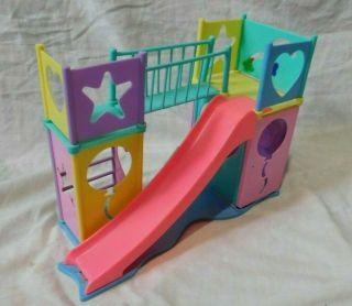 Barbie Kelly Playground Jungle Gym Set Colorful Toy