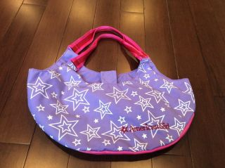 American Girl 2 - Doll Star Tote Travel Bag