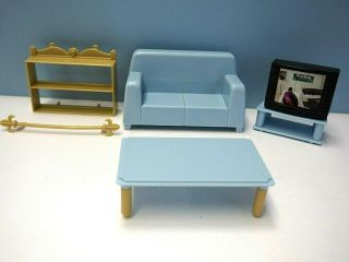 Seven Towns Dollhouse Living Room Furniture