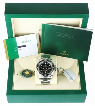 Sept 2020 Rolex Red Sea - Dweller 43mm Mark Ii 50th Anniversary Stainless 1266