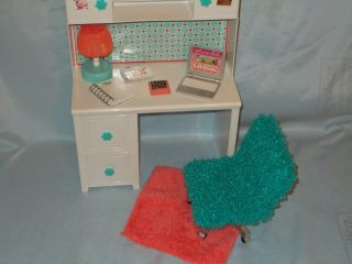 My Life Desk And Chair Set For American Girl Dolls