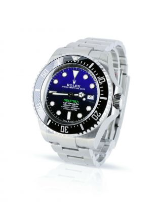 2020 Rolex Sea - Dweller Deepsea 126660 'james Cameron' – Stickered – Box & Papers