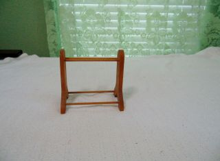 Wood Quilt Rack For 8 To 10 Inch Dolls Priced At Just $5.  00 Look