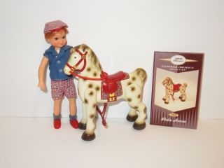 Hallmark 1939 Mobo Horse Fits Tutti Todd Chris Buffy And Friends