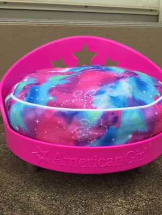 American Girl Doll Pet Puppy Kitten Truly Me Galaxy Pet Dog Bed