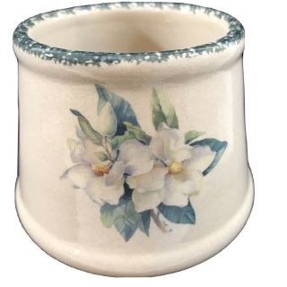 Candle Shade Mini Magnolia Home And Garden Party Handcrafted Stoneware