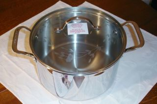 Princess House Princess Heritage Stainless Steel Classic 6 - Qt Dutch Oven 6422