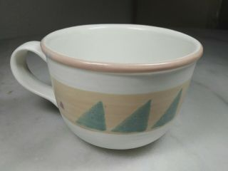 "Treasure Craft Usa Taos Oversized Cup 3 1/2 ""."