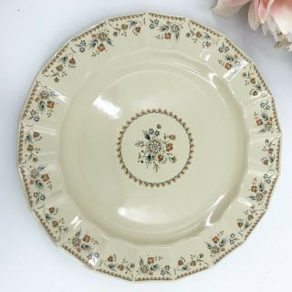 Country English By Mikasa Aristocrat Jm907 Dessert Plate Crafted In Japan 8 1/2 ""