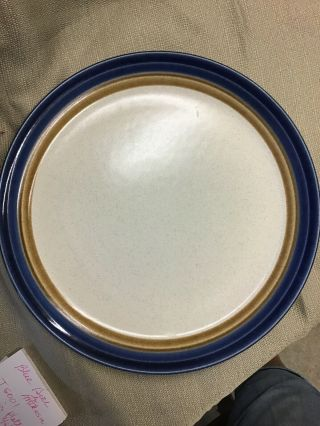 Blue Hill By Mikasa Dinner Plate,  10 3/4""