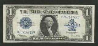 Fr.  237 One Dollar ($1) Series Of 1923 Silver Certificate - Horse Blanket