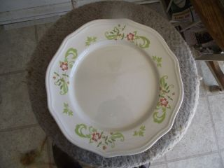 Better Homes And Gardens Citrus Blossoms Dinner Plate 4 Available