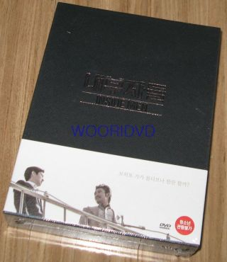 Inside Men / Lee Byung Hun / Jo Seung Woo / Korea 3 Disc Limited Edition Dvd
