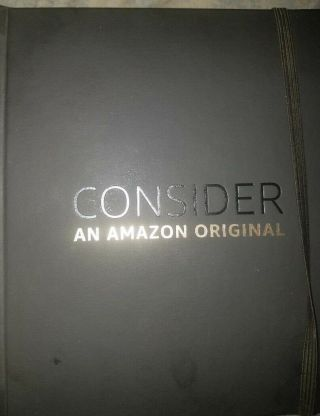 Consider An Amazon No.  4 - 16 Dvds Promo Screener