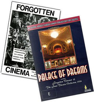 Palace Of Dreams Forgotten Cinema State Theatre Sydney