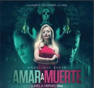 "Mexico - Serie,  "" Amar A Muerte "",  15 Dvd,  87 Capitulos,  2018"
