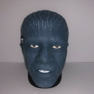 Marvel The Spider - Man 2 Rise Of Electro 3d Light - Up Head Bust No Dvds