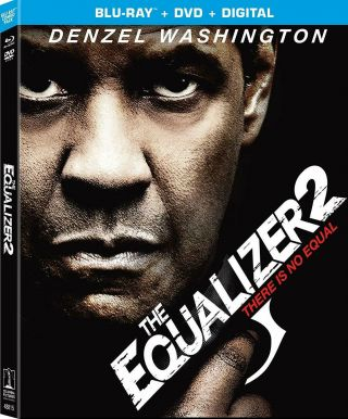 The Equalizer 2 [blu - Ray] Blu - Ray,  Dvd,  Digital With Slipcover