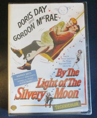 By The Light Of The Silvery Moon [dvd,  1953] Doris Day & Gordon Macrae