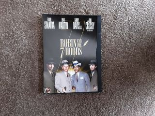 Robin And The 7 Hoods,  1964 Movie Put On Dvd.  Frank Sinatra