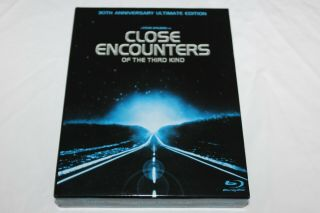 Blu - Ray/dvd,  Close Encounters Of The Third Kind 30th Anniversary Ultimate