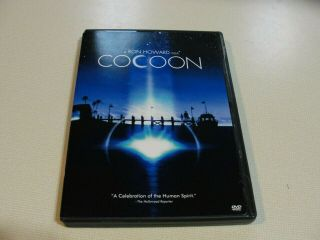 Cocoon Dvd 1985 Ron Howard Movie