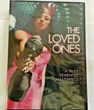 The Loved Ones Dvd Horror Region 1