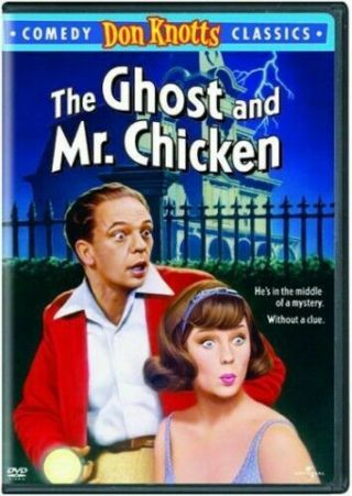 The Ghost And Mr.  Chicken Dvd Factory